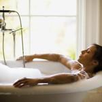 bain aux huiles essentielles pour maigrir