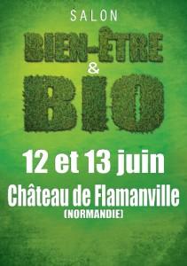 Salon bien être et bio - Château de Flamanville (Manche)