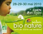 Salon Bio Nature - Caen - 28 au 30 mai 2010