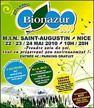 Salon bio et bien-être - bionazur Nice