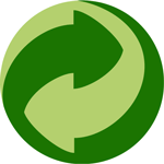 point-vert=le producteur contribue financièrement au traitement des déchets