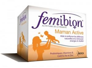 vitamines jeune maman