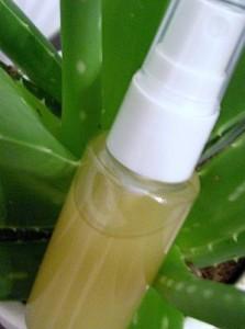 lotion pour stimuler la repousse des cheveux aux huiles essentielles