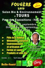 Salon FOUGERE 2010 - TOURS 24 et 25 Sept 2010