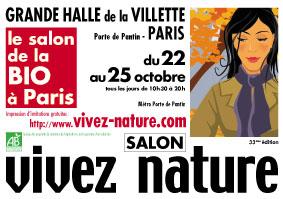 VIVIEZ NATURE - Paris