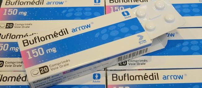Blufomedil Fonzylane médicaments dangereux