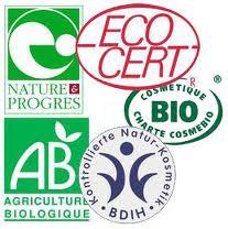 Cosmétiques Label Bio