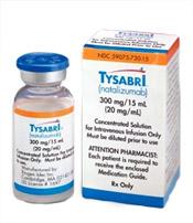 Tysabri médicament à éviter