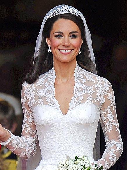 Kate Middleton mariage