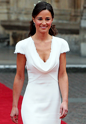 Pippa Middleton et Pilates
