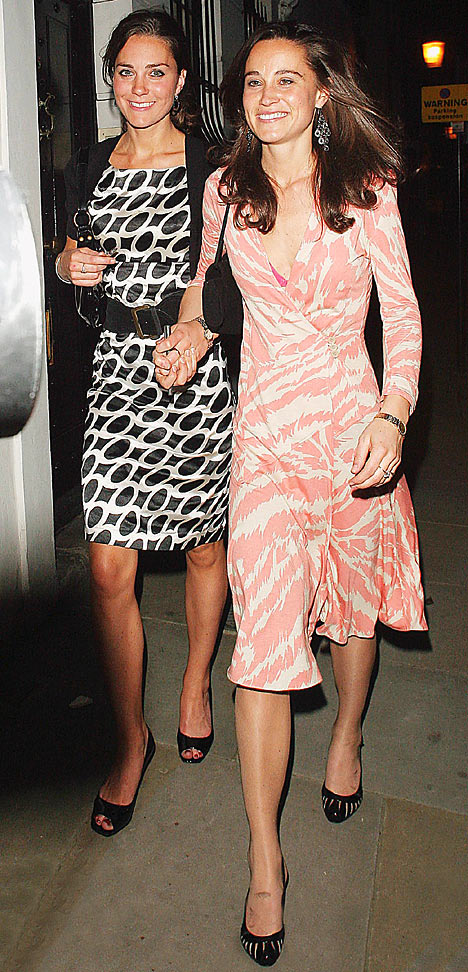 Pippa Middleton et Pilates