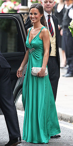 La beauté de Pippa Middleton