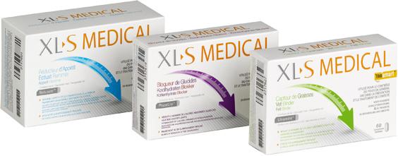 XL-S MEDICAL pour perdre du poids
