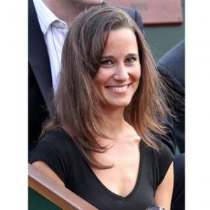 Nouvelle coiffure Pippa Middleton