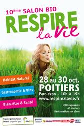 Salon bio et bien-être : Respirez la vie - Poitier