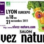Salon Vivez nature - Lyon - novembre 2011