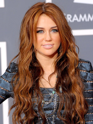 couleur de cheveux roux cuivré