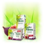 fruits et fibres pour le transit