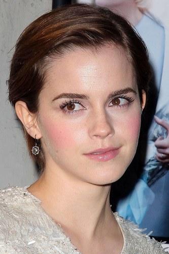 maquillage Emma Watson