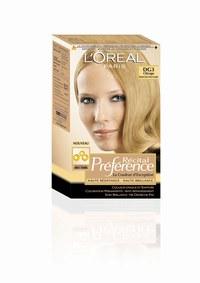 Récital Préférence de L'Oréal