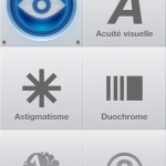 Applications santé sur iPhone