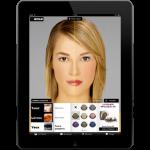 Application Make Up l'Oréal Paris pour iPad