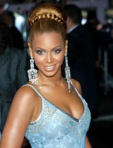 Maquillage de Beyonce