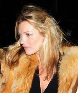 Maquillage de Kate Moss