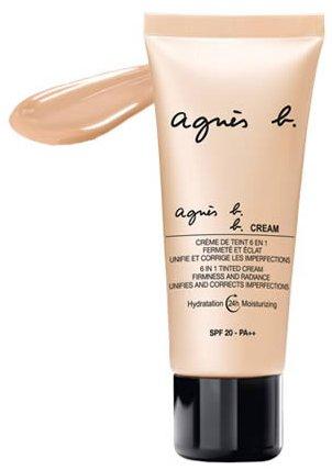 BB cream Agnès B