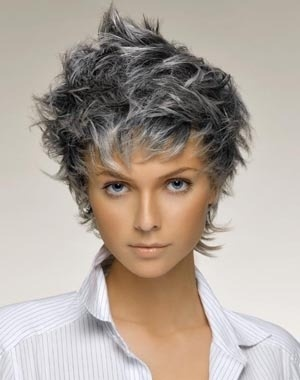 Coloration anti-cheveux gris