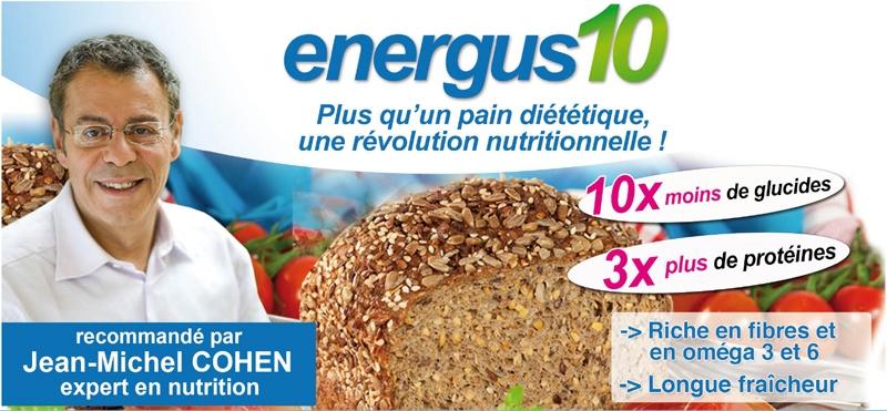 Pain Energus 10