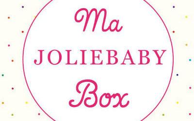 Box beauté : JolieBaby Box