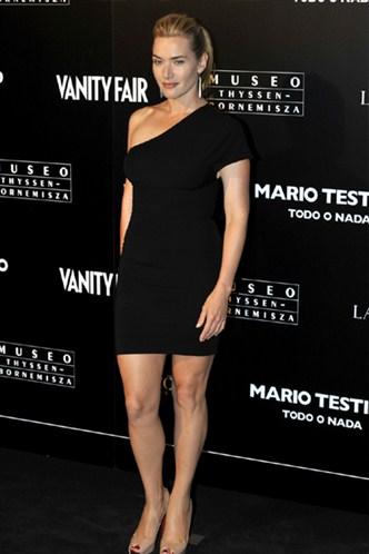 Kate Winslet après son régime
