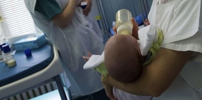Les biberons stérillisés à l'oxyde d'éthylène