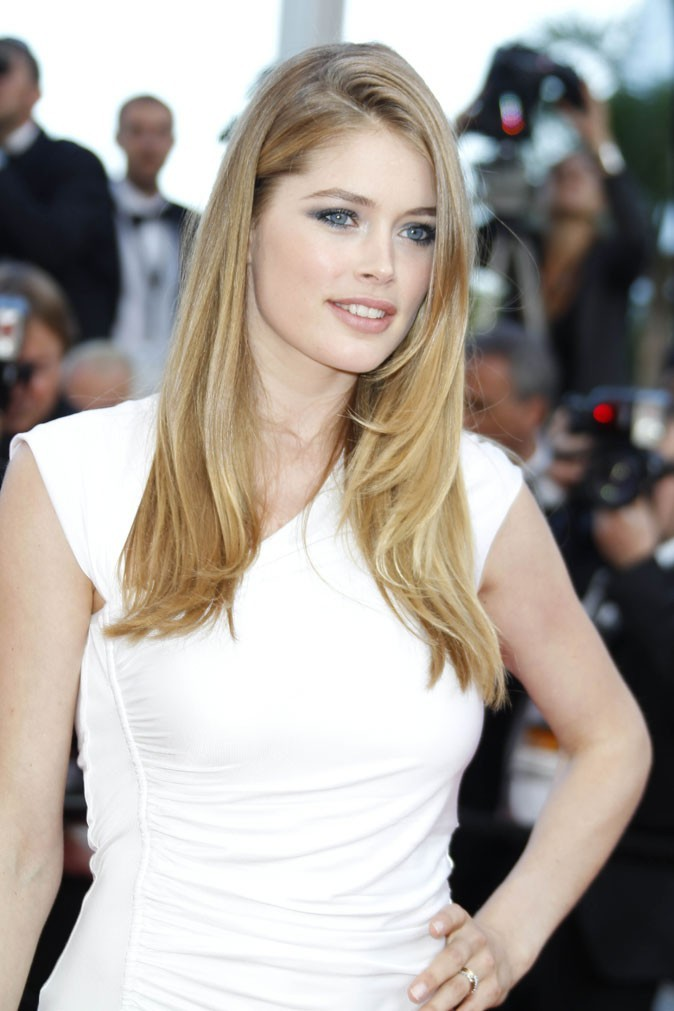 Maquillage de Doutzen Kroes