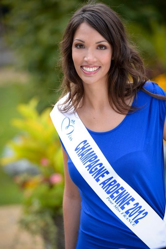 Miss Champagne-Ardenne 2012