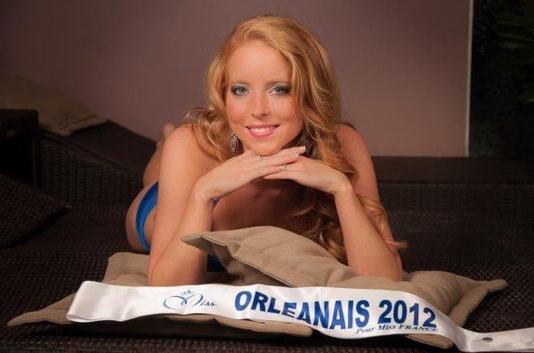 coiffure Miss Orléanais 2012