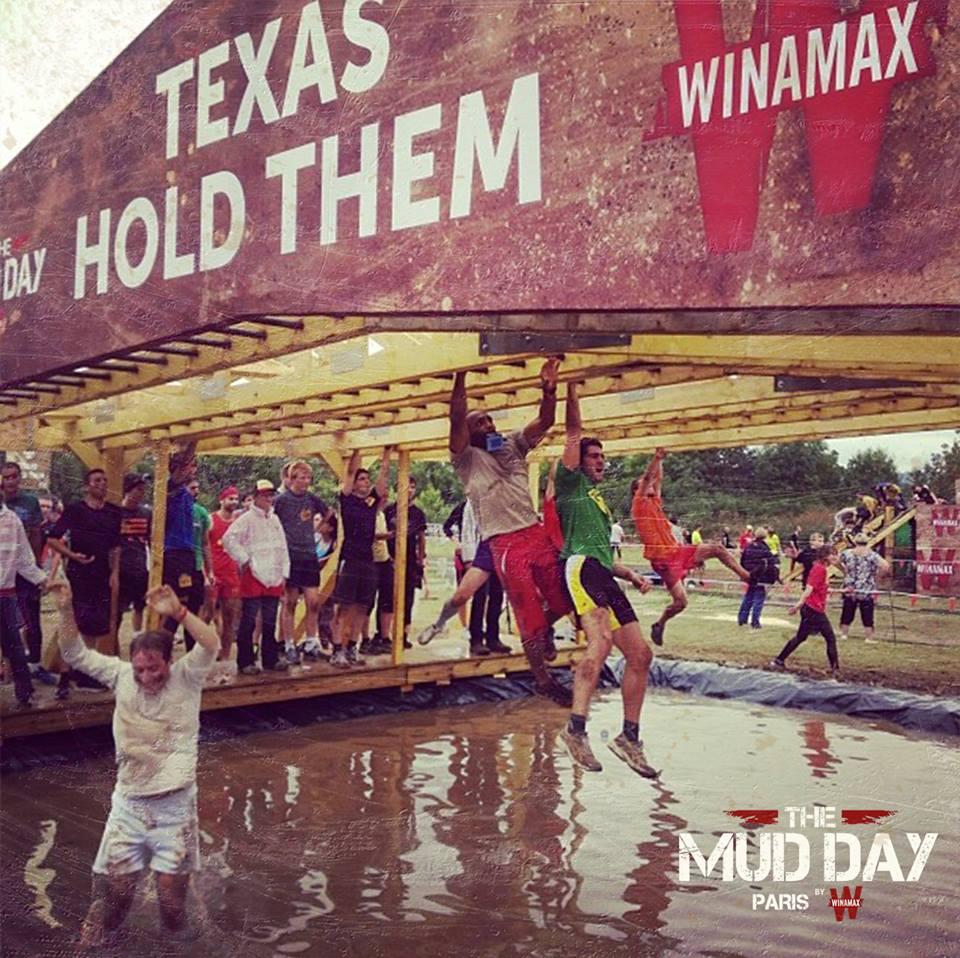 Mud run - Mud day