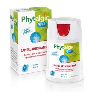 Phytalgic gel contre les douleurs articulaires