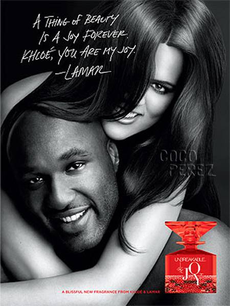 Parfum Unbreakable Joy de Khloé Kardashian