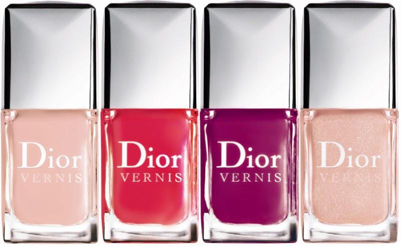 Les vernis Dior