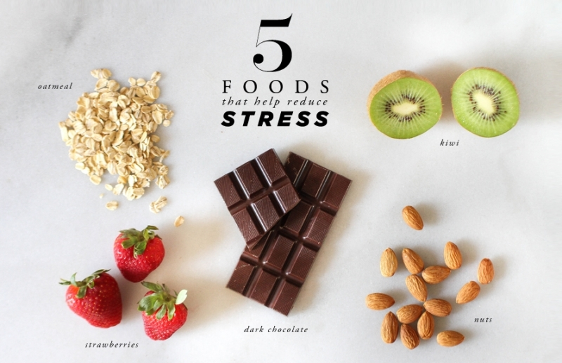 aliment anti-stress