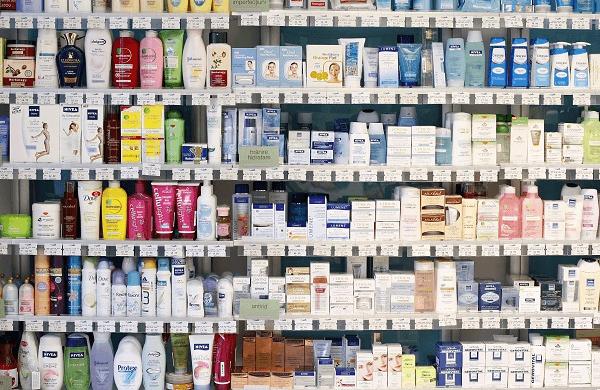 Allergies aux produits sans paraben