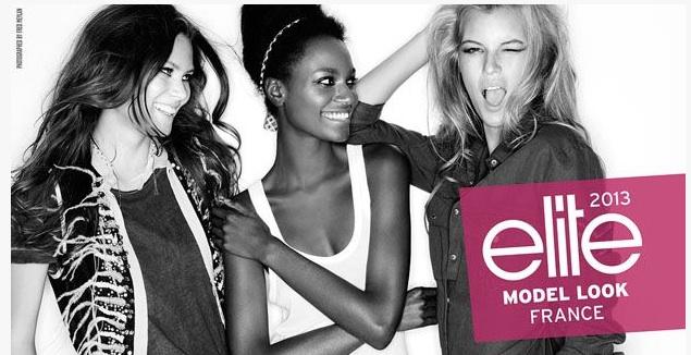 casting Elite Model Look France 2013: