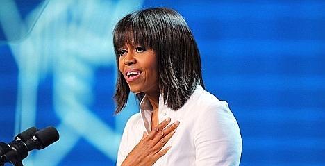 nouvelle coiffure de Michelle Obama