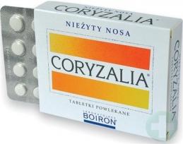 Coryzalia contre le rhume
