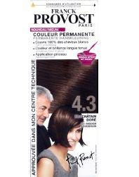 couleur permanente Franck Provost