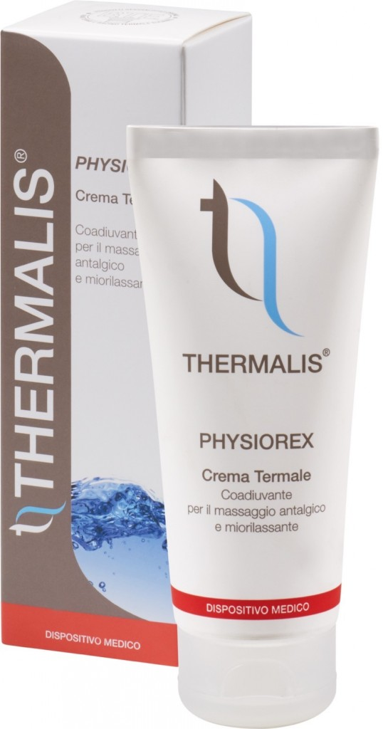 creme-thermale-physiorex Thermalis Abano