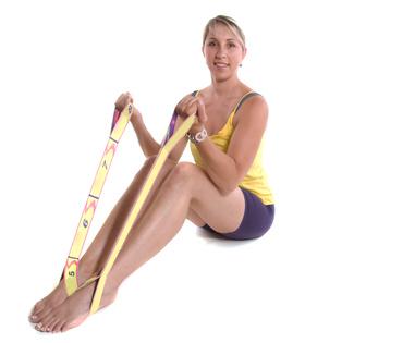 Elastiband - exercices en vidéo