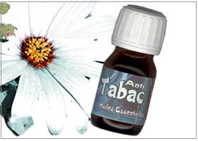 huiles essentielles anti tabac